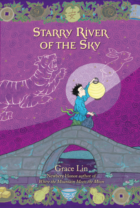 "Cover image of ""Starry River of the Sky,"" a middle grade novel by Grace Lin"