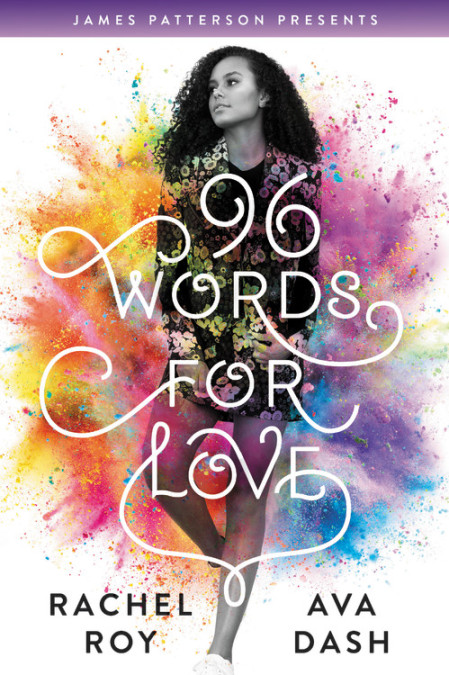 "Cover image of ""96 Words for Love,"" a young adult novel by Rachel Roy and Ava Dash"