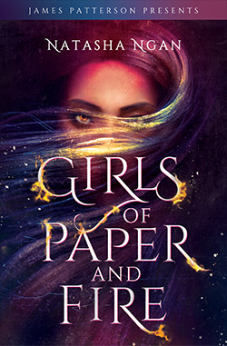 "Cover image of ""Girls of Paper and Fire,"" a young adult novel by Natasha Ngan"
